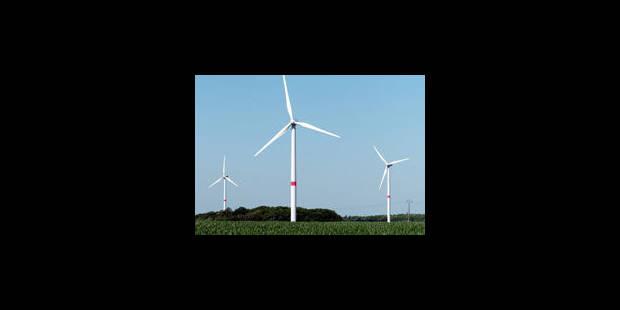 Les éoliennes wallonnes vont se multiplier - La Libre