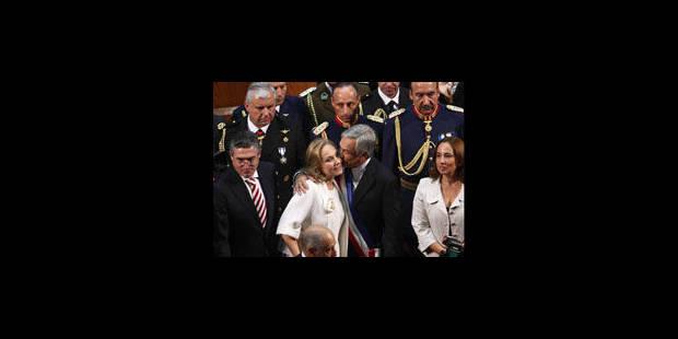 Cecilia s'occupe du social, qui n'attire guère Piñera