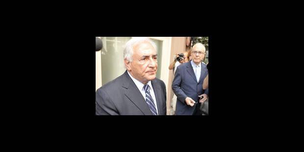 DSK envisage une visite privée au FMI la semaine prochaine - La Libre