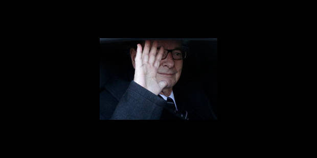 """Jacques Chirac """"hors d'état"""" d'affronter son procès ?"""