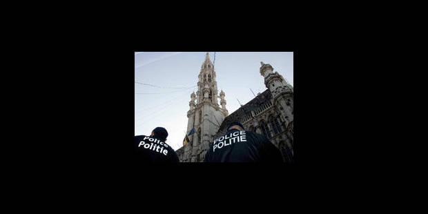 Police: vigilance accrue le 11 septembre - La Libre