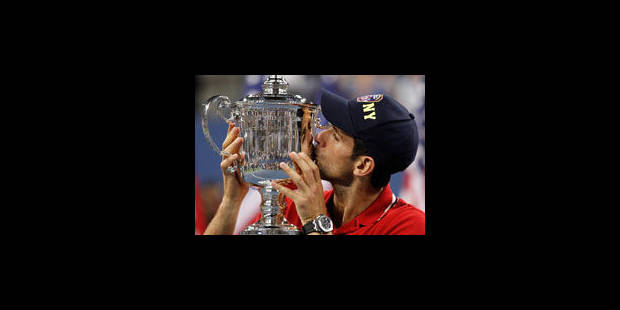 Novak Djokovic remporte l'US Open