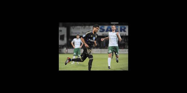 Anderlecht bat facilement Lommel (0-4) - La Libre