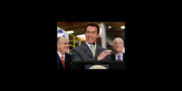 Arnold Schwarzenegger rédige ses mémoires - La Libre