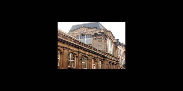 L'Académie Royale des Beaux-Arts de Bruxelles rénovée - La Libre