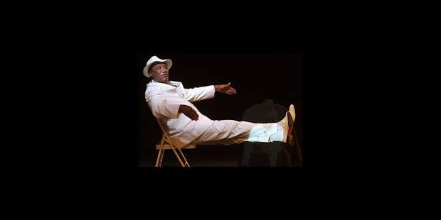 Dieudonné Kabongo décède sur scène - La Libre