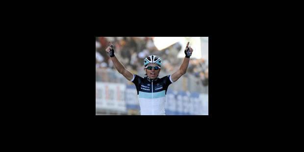 Victoire de Zaugg au Tour de Lombardie - La Libre