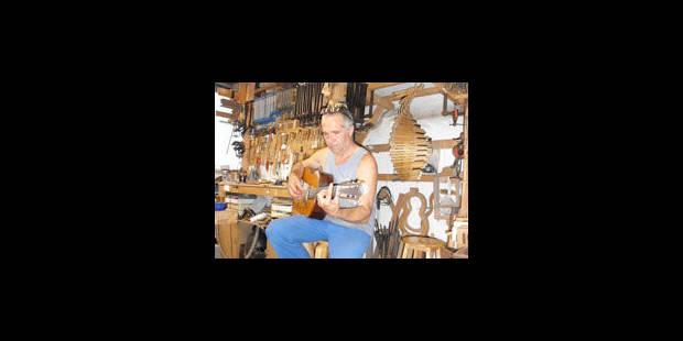 Au coeur de la guitare de Brassens - La Libre