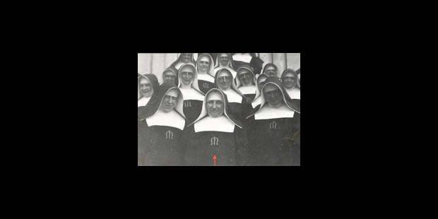 """Mère Marie-Véronique, celle qui """"a fait ce qu'il fallait faire"""" - La Libre"""