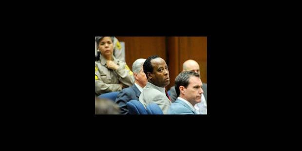 Procès Jackson: le Dr Murray entre les mains du jury - La Libre