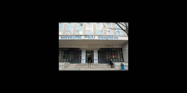 """Bizutage en """"lettres de sang"""" dans une université parisienne - La Libre"""
