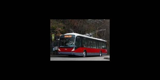 Les trolleybus, 30 ans après - La Libre