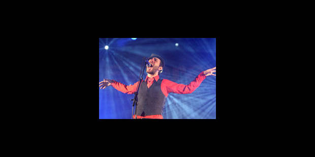 Suivez le concert de Charlie Winston en direct vidéo - La Libre