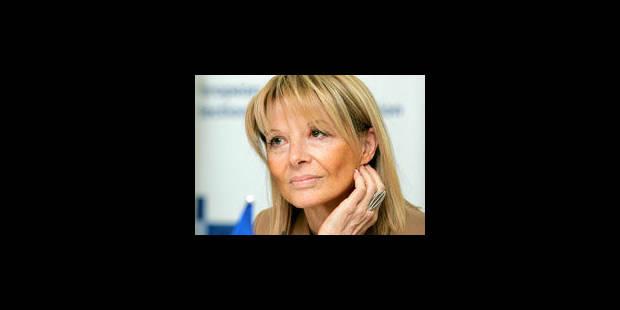"""Véronique De Keyser élue """"femme d'exception de Wallonie"""""""