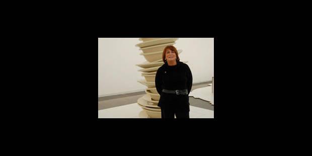 Françoise Foulon, le design incarné - La Libre