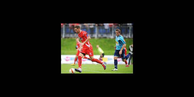 Woluwé s'impose 1-0 face à Tubize - La Libre