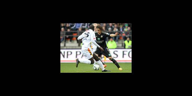 Anderlecht se casse les dents contre Louvain - La Libre