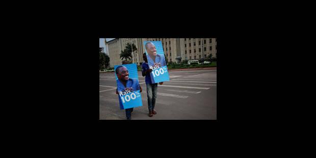"""RDCongo/ présidentielle: Kabila vainqueur officiel, Tshisekedi """"président élu"""""""