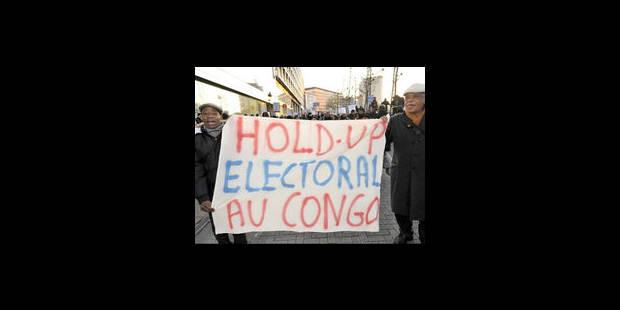 Retour au calme à Matongé - La Libre