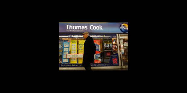 Thomas Cook met 200 agences en congé - La Libre