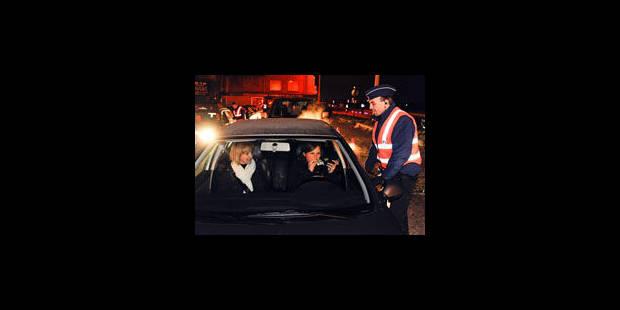 La liste des contrôles BOB en Flandre divulguée - La Libre