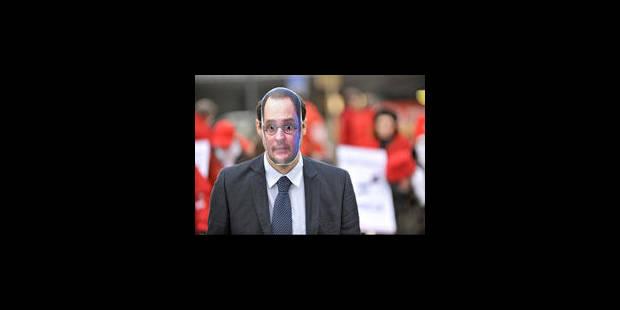 Pensions: M. Van Quickenborne reçoit une délégation de journalistes - La Libre