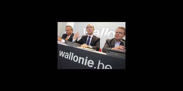 "A. Antoine : ""Une image peu fidèle de la Wallonie"" - La Libre"