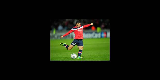 """Eden Hazard dans le """"Onze 2011"""" français de L'Equipe"""