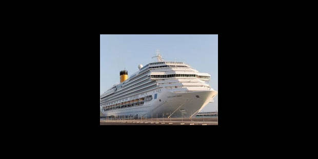 Costa: leader européen de la croisière avec 3 millions de passagers - La Libre