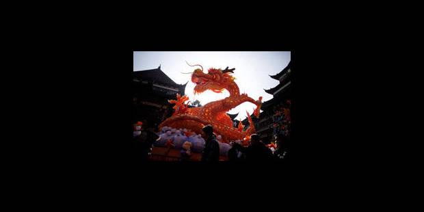 Baby-boom de petits dragons pour la nouvelle année lunaire - La Libre