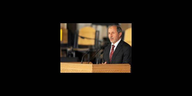 Le vice-président du CNT contraint à la démission - La Libre