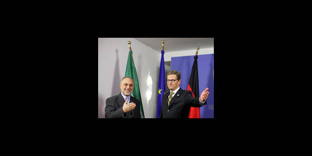 "Iran: ""Il faut éviter l'escalade"" selon l'Allemagne - La Libre"