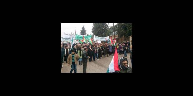 Syrie: intenses combats près de la capitale - La Libre