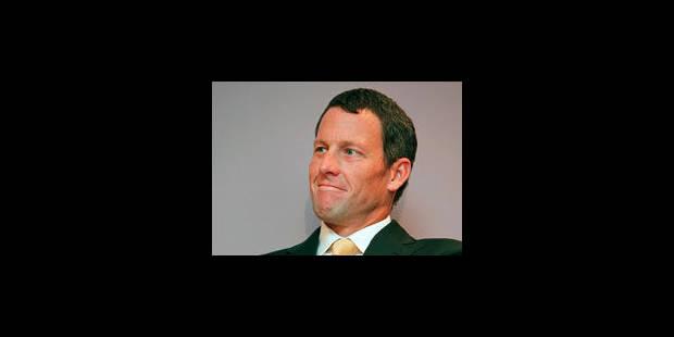 Abandon de l'enquête sur Lance Armstrong - La Libre