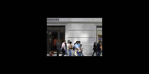 Hermès: famille en prise avec le luxe