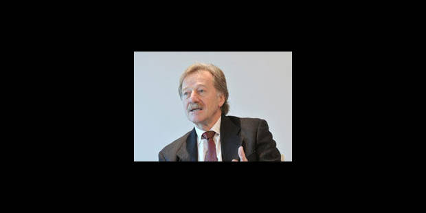 """Yves Mersch: """"Sortir le Luxembourg de l'immobilisme"""" - La Libre"""