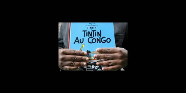 """Le Cran déplore la poursuite de la publication de """"Tintin au Congo"""" - La Libre"""
