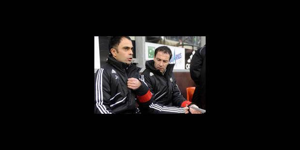 Johan Walem, nouvel entraîneur de l'équipe nationale des Espoirs
