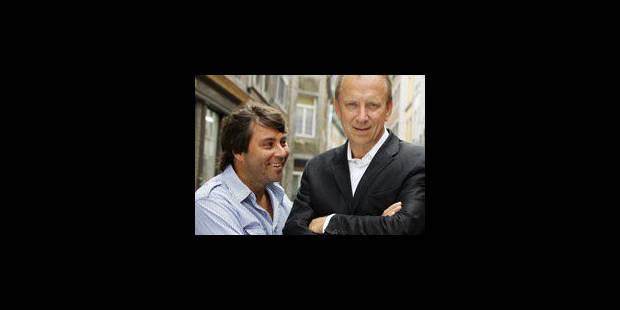 Pauwels - Lecomte: la réconciliation ! - La Libre