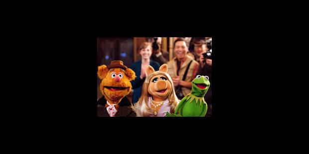 Et revoici le Muppet Show !