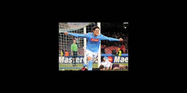 Victoire méritée de Naples face à Chelsea (3-1) - La Libre