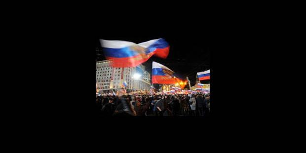 Honnêtes, ces élections russes ?