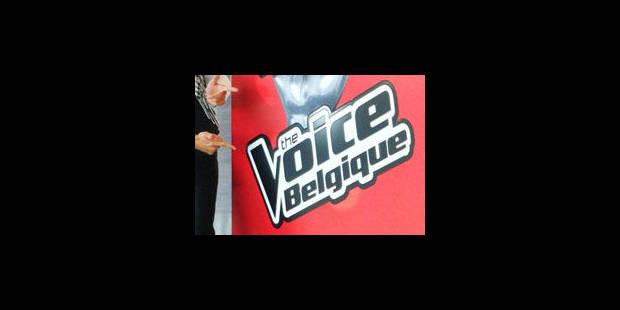 The Voice a un chat dans la gorge - La Libre