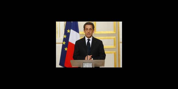 Toulouse: Sarkozy s'installe en tête du premier tour (sondage)