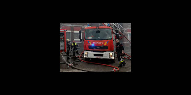 Incendie à Charleroi: plusieurs personnes intoxiquées - La Libre