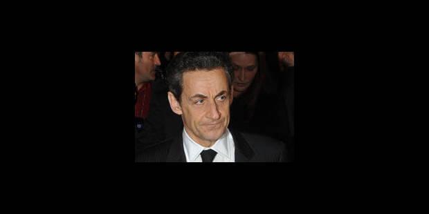 """Sarkozy: le terrorisme ne """"fracturera"""" pas la communauté française"""