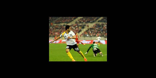 Lokeren remporte la Coupe de Belgique (0-1)