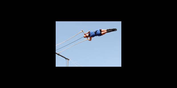 Cirque : des Pistes bien lancées - La Libre