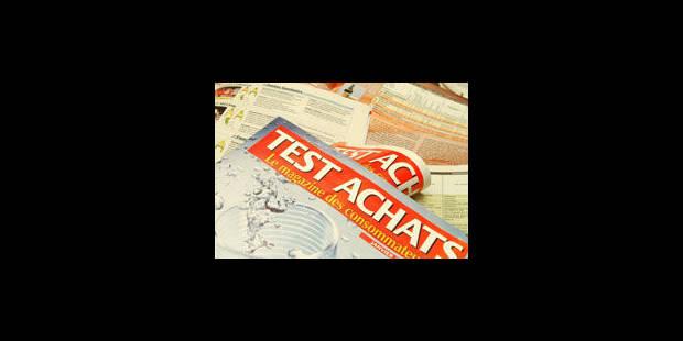 Le conseil de Test-Achats qui choque - La Libre
