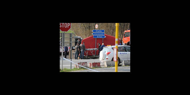 Policier abattu: la chasse à l'homme se poursuit - La Libre